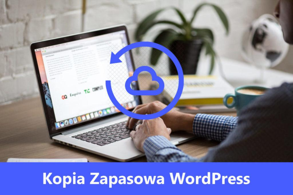 Kopia zapasowa WordPress